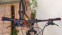 Bicicleta Mountain Bike MTB TSW JUMP