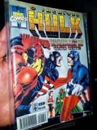 Título do anúncio: O incrível Hulk número 159. Wpp *