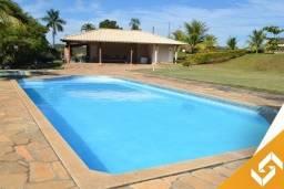 Linda chácara c/3 quartos sendo 2 suítes e piscina com aquecimento solar,Cód. 1031