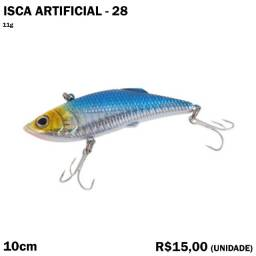 Isca Artificial