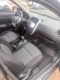 Nissan Versa Sv CVT (automático) 19/20 com GNV