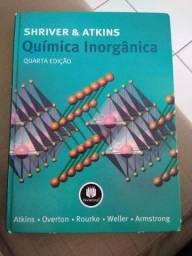 Química inorgânica - Atkins & Shriver - 4ª edição
