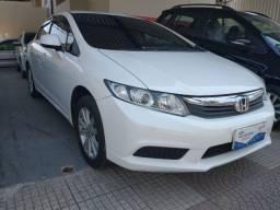 Honda Civic 1.8 2014 Mecânico C/GNV R$48.900