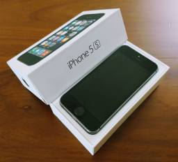 iPhone 5S 16Gb - IMPECÁVEL (sem marcas de uso)