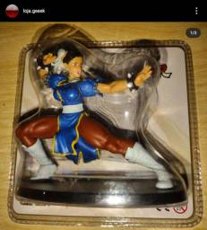Miniatura Street fighter Chun-li + fascículo
