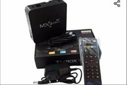 Tv Box 8 GB RAM + 64 GB MEMÓRIA NOVO