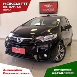 Título do anúncio: Honda Fit Ex Cvt 1.5 16v excelente estado!!