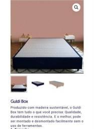 Título do anúncio: Base de cama box