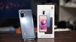 Título do anúncio: REDMI NOTE 10S 128GB 6 RAM NFC ATÉ 10X SEM JUROS