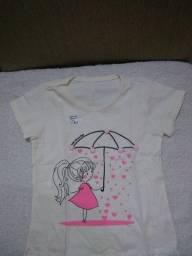 Título do anúncio: Camisetas infantil atacado apartir de 5 pcs