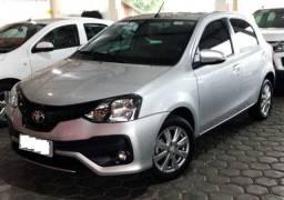 ETIOS 2019/2020 1.5 X PLUS 16V FLEX 4P AUTOMÁTICO