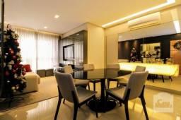 Apartamento à venda com 3 dormitórios em Santo agostinho, Belo horizonte cod:274894