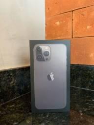 Título do anúncio: iPhone 13 Pro Max 128gb space gray