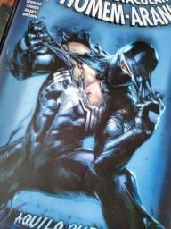HQ O Espetacular Homem-Aranha nº 1 ao 9 (Lote)