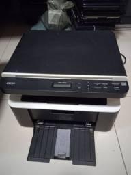 Título do anúncio: Impressora laser brother 1512 ( COM GARANTIA-3X CARTÃO SEM JUROS)