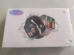 Título do anúncio: Relógio Inteligente Hw16 Faz e Recebe Ligação