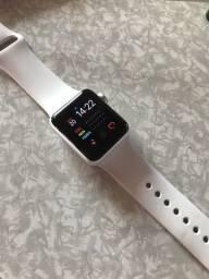 Título do anúncio: Apple Watch série 3 38 mm semi novo