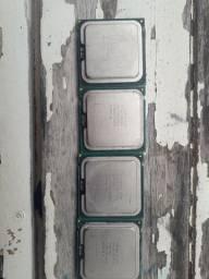 Processadores  (LGA 775) 20,00RS cada