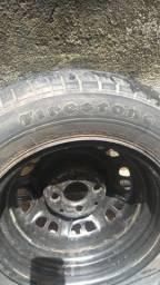 Título do anúncio: vende-se essa roda aro 13 o pnel e o aro
