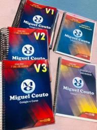Apostilas Curso Pré Vestibular Miguel Couto