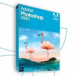 Título do anúncio: adobe photoshop cc 2021 permanente