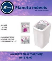 Título do anúncio: Lavadora New Maq 12kg / AQUÁRIOS AQUÁRIOS AQUÁRIOS AQUÁRIOS AQUÁRIOS