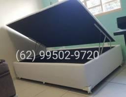 Título do anúncio: *** Cama Box Baú - Tamanho  - Solteirão Medida 108/198-43