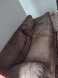 Título do anúncio: Vendo ou troco um sofá