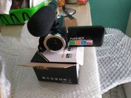 Título do anúncio: Câmera de vídeo nova na caixa
