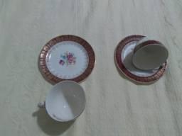 Xícara de chá /Par
