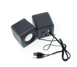 Título do anúncio: Caixa de Som para Pc Notebook Computador P2 e Usb