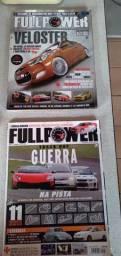 Título do anúncio: 3 revistas quatro rodas 2 revistas Fullp Wer
