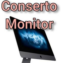 Conserto de monitores e TV até 26 polegadas