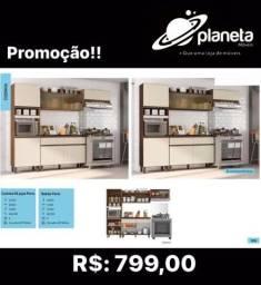 Armário para cozinha barato Porto