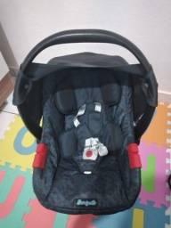 Título do anúncio: Bebê conforto da burrigoto está bem novinho