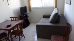 Título do anúncio: Apartamento mobíliado no Centro de SJCampos com garagem