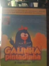 Título do anúncio: Dvd da galinha  pintadinha