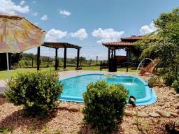 Título do anúncio: Alugo chácara com quiosque e piscina para aniversários e pequenos eventos