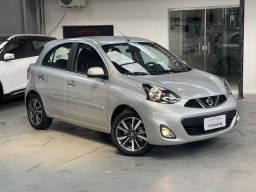 Título do anúncio: Nissan march 2018 automático