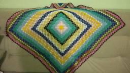 Título do anúncio: Pano crochê linha algodão