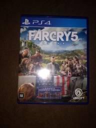 Título do anúncio: Jogos de PS4 - FarCray 5 / The Division / Homefront