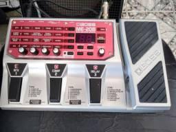 Boss ME-20 Bass em estado de nova