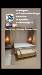 Título do anúncio: Colchão magnético terapêutico massageador Sonoremc
