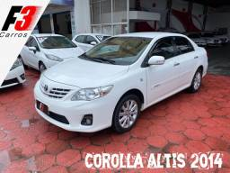Título do anúncio: Corolla Altis 13/2014 (baixo km)