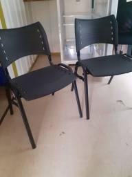 Título do anúncio: 4 cadeiras de escritório