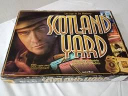 Jogo Detetive Scotland Yard