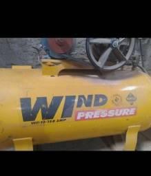 Título do anúncio: Compressor de ar pressure