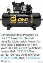 Compressor Novo