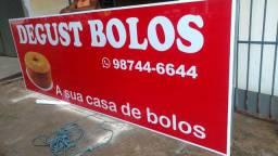 Placas para Lojas 2