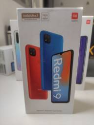 Promoção! Redmi 9 64 4 de RAM da Xiaomi.. Limpa estoque.. pronta Entrega!